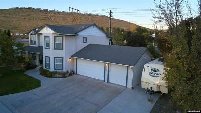 Washoe County Single Family Home New: 3535 Vista Blvd