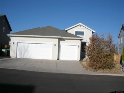 Reno Single Family Home New: 9155 Rising Moon