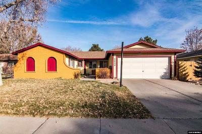 Reno Single Family Home New: 3060 Randolph Dr