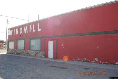 Lovelock Commercial For Sale: 925 Cornell