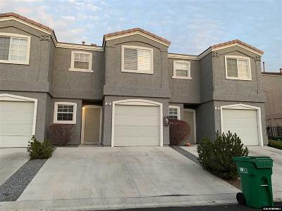 Sparks NV Condo/Townhouse New: $215,000