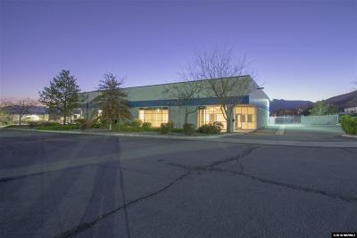 Carson City NV Commercial For Sale: $1,395,000