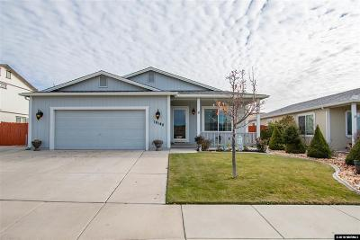 Washoe County Single Family Home New: 18140 Baby Bear Ct