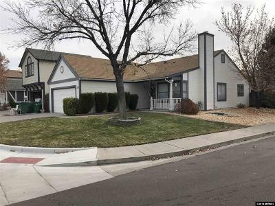 Washoe County Single Family Home New: 1205 N Rockdale Dr.
