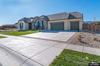 Washoe County Single Family Home Back On Market: 713 Meadow Rock Court