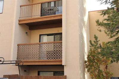 Washoe County Condo/Townhouse New: 2750 Plumas Street #222