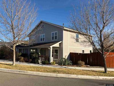 Gardnerville Single Family Home Active/Pending-Loan: 1405 Pin Oak Drive