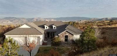 Reno Single Family Home New: 3286 Old Coach Ct