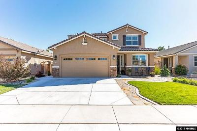 Reno, Sparks, Carson City, Gardnerville Single Family Home For Sale: 6860 Apus Drive