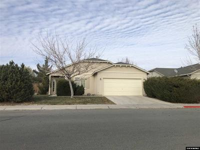 Fernley Single Family Home For Sale: 288 Fallen Leaf Lane