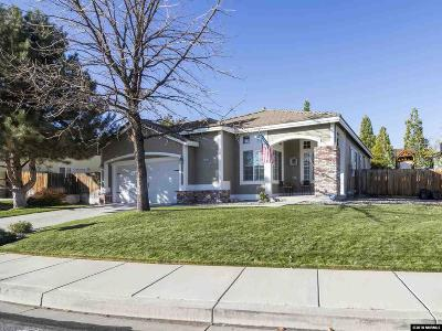 Sparks Single Family Home For Sale: 5385 Mesa Verde Drive