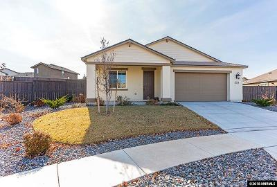 Reno, Sparks, Carson City, Gardnerville Single Family Home For Sale: 440 Apulia Ct