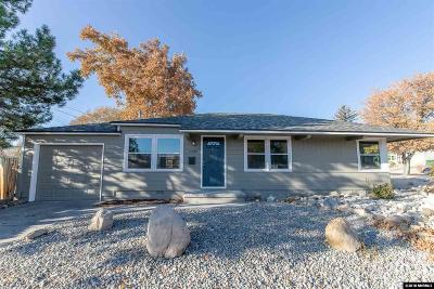 Reno Single Family Home For Sale: 1395 Keystone Ave