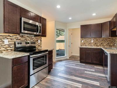 Reno Single Family Home For Sale: 2598 W 7th Street