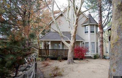 Reno Single Family Home For Sale: 2678 Idlewild Drive