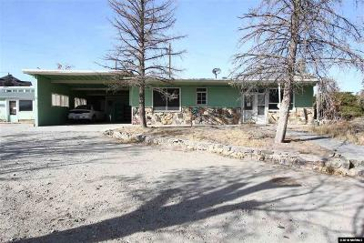Yerington NV Single Family Home Active/Pending-Call: $85,000