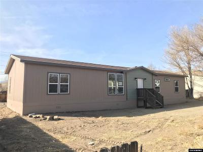 Reno Manufactured Home For Sale: 18005 Blackbird Drive