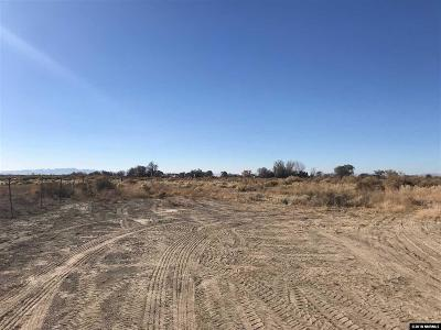 Fallon Residential Lots & Land For Sale: 1 Austin Highway