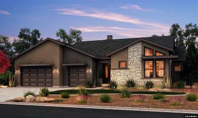 Reno, Sparks, Carson City, Gardnerville Single Family Home For Sale: 4028 Whispering Pine Loop
