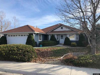 Yerington Single Family Home Active/Pending-Loan: 1013 Popo Agie Way