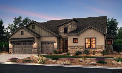 Reno, Sparks, Carson City, Gardnerville Single Family Home Active/Pending-Loan: 4056 Whispering Pine Loop