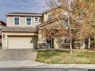 Reno, Sparks, Carson City, Gardnerville Single Family Home For Sale: 555 Little Sorrel Ct