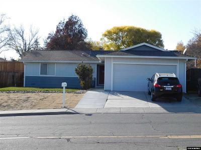 Reno Single Family Home For Sale: 3920 Kings Row
