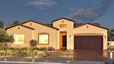 Verdi Single Family Home New: 8310 Simsbury Drive Lot 214