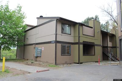 Reno, Sparks, Carson City, Gardnerville Condo/Townhouse New: 2080 Highview Ct #1 #NV