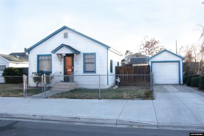 Reno, Sparks, Carson City, Gardnerville Single Family Home New: 519 D Street