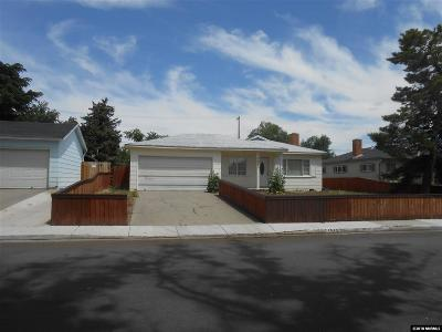 Reno Single Family Home Price Raised: 1540 Laiolo Dr.