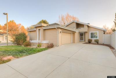 Reno, Sparks, Carson City, Gardnerville Single Family Home New: 1263 Creek Haven Circle