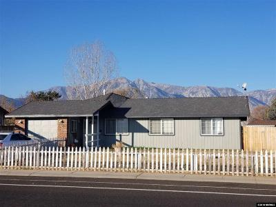 Gardnerville Single Family Home For Sale: 722 Long Valley Road