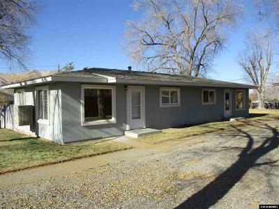 Winnemucca Single Family Home For Sale: 1625 & 1627 Harmony Road