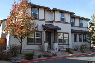 Washoe County Single Family Home For Sale: 2105 Heavenly View Trail
