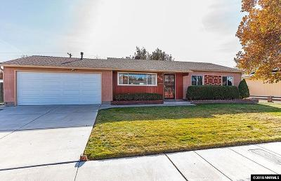 Reno, Sparks, Carson City, Gardnerville Single Family Home New: 545 Richards Way