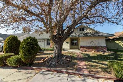 Sparks Single Family Home Active/Pending-Loan: 2465 Rock Blvd