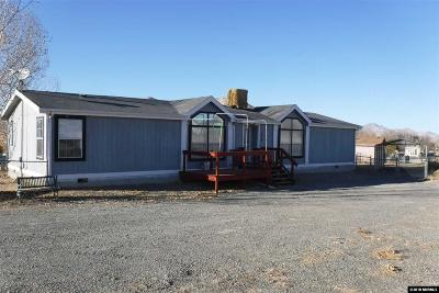Winnemucca Manufactured Home For Sale: 4445 Walther
