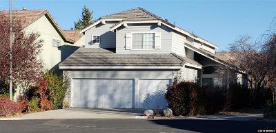 Reno NV Single Family Home New: $400,000