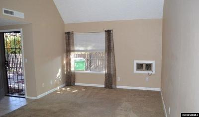 Sparks Rental For Rent: 1051 Baywood Drive #C