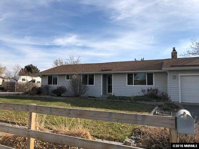 Sparks Single Family Home Active/Pending-Call: 150 Hercules Drive