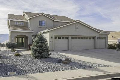 Washoe County Single Family Home Active/Pending-House: 7108 Windstar Drive