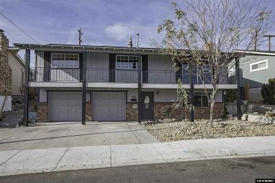 Reno NV Single Family Home New: $324,500