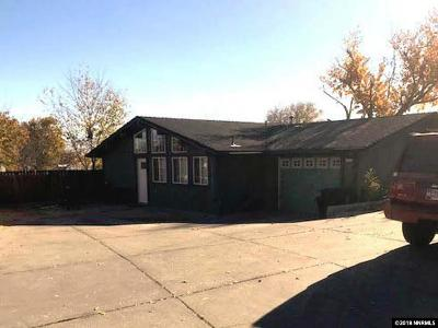 Reno Single Family Home Auction: 3275 Lymbery Street