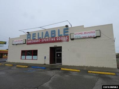 Commercial For Sale: 930 W Winnemucca Blvd