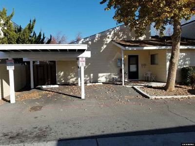 Reno NV Condo/Townhouse New: $168,000