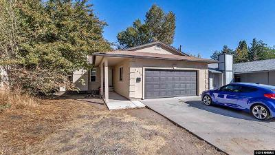Reno NV Single Family Home New: $325,000
