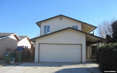 Reno, Sparks, Carson City, Gardnerville Single Family Home New: 1043 Pinewood Dr.