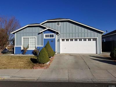 Reno Single Family Home New: 9390 Brightridge Drive
