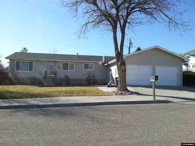 Winnemucca Single Family Home For Sale: 435 Ida Ave.